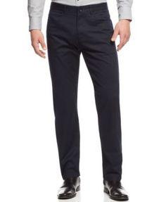 CALVIN KLEIN Calvin Klein Men's Calvary Twill Pants. #calvinklein #cloth # pants