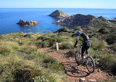 Cami_de_Cavalls-7 Menorca, Santa Monica, Paths, Spain, Europe, Horses, Mountains, Travel, Outdoor
