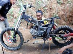9 Gambar Gtx Terbaik Motor Trail Motor Dan Kawasaki Ninja