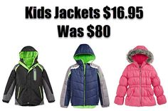 Get Kids Puffer Jackets for only $16.95 Shipped at Macy's - http://www.swaggrabber.com/?p=281226