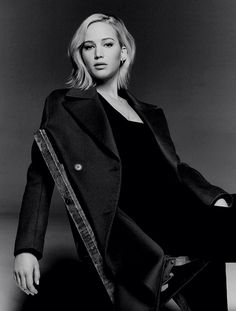the queens of Beauty — Jennifer Lawrence for Vanity Fair