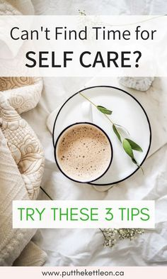 Us woman and moms lead busy lives so you may be thinking that you can't find time for self care. Well, this is where time management comes in! Give these 3 simple tips a try so you can add self care to your daily routine. Wellness Tips, Health And Wellness, Mental Health, Hygge, Meditation, Self Care Activities, Self Care Routine, Skin Routine, Self Development