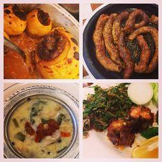 Çiya, Istanbul: quince w lamb, stuffed beef intestine,lamb simmered in yogurt, amazing chicken kebap