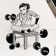 Inktober 2018 / the young recruit/ circus inktober character art Traditional Art, Inktober, Character Art, The Darkest, Two By Two, My Arts, Instagram, Figure Drawings