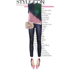 Holiday Style Leather Pants (7)