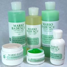 A Mario giveaway? Check out Nicole Reviews Beauty and win a customized skin care regimen!