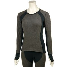 Be warm when you workout, ski, walk and run outside! Women's Long Underwear and Baselayer