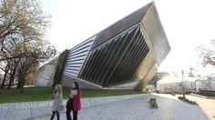 Broad Museum nuovo polo d'arte in Michigan