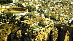La Academia Gastronómica de Málaga premia la restauración de tres hoteles de Ronda.