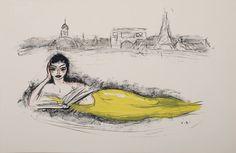 La Seine - Kees van Dongen (1877-1968)
