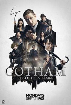 """Recenzja odcinka 02x04 serialu Gotham: """"Strike Force"""". Dobra dawka mocnej akcji w mieście Batmana."""