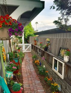 Beautiful Growing Herbs, Growing Tree, Cottages And Bungalows, Flea Market  Decorating, Flea Market