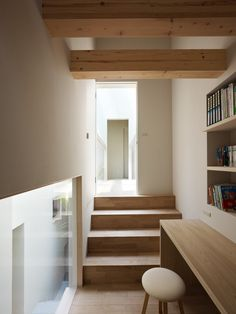 House in Goido is a minimalist home located in Nasa, Japan, designed by Fujiwarramuro Architects. The clients requested that the home be des. Studio Interior, Home Interior Design, Interior And Exterior, Interior Decorating, Interior Ideas, Installation Architecture, Interior Architecture, Online Architecture, Building Architecture