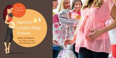 Hawaii's Largest Baby Shower - New Baby Expo 2017 - http://fullofevents.com/hawaii/event/hawaiis-largest-baby-shower-new-baby-expo-2017/ #hawaiievents #Hawaii's Largest Baby Shower - New Baby Expo 2017
