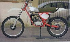 AIM (Assemblaggio Italiano Motocicli). Motor Sachs 50cc.