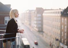 From Paris to Copenhagen: To all Kinfolk fans · OUUR Color Photography, Travel Photography, Fashion Photography, Dark City, Copenhagen Style, Turtleneck Shirt, Kinfolk, Japanese Cotton, Creative Portraits