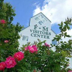 #Fargo Moorhead Visitors Center