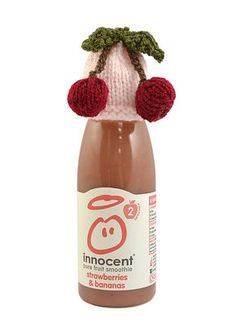 Ravelry: The Cherries for the innocent Big Knit pattern by Deramores