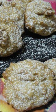 Biscotti al miele e noci , golosi e facii da fare ! #biscotti #miele #noci #ricettegustose