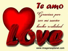 Gif De Corazones Con Te Amo Amor De Imagenes Pinterest Love