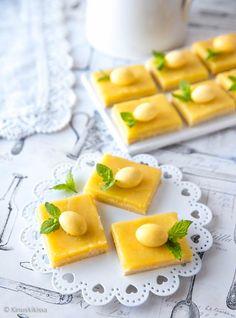 Limoncello-leivokset   Reseptit   Kinuskikissa Joko, Limoncello, Cantaloupe, Baking, Fruit, Bread Making, Patisserie, Backen, The Fruit
