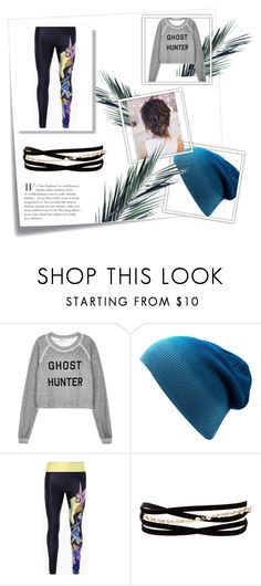 """""""Lazy days"""" by amisfitssoul on Polyvore featuring Post-It, Wildfox and Kenneth Jay Lane"""