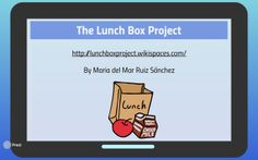 Collaborative Project. What the project does?  • Students introduce themselves and what they eat for lunch  • Students talk about and prepare an example of an ideal healthy lunch from their country and present that to other classes  • Students write instructions and / or make a video about how to make that typical healthy lunch.  • Students make the lunch from another country and post images / videos of their results.