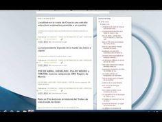 """06/06/16 12:43hs Blog """"La Caracola"""" - D.I.M Diario de Información del Mar http://aprocean.blogspot.com.es/ 01/06/16 12:25hs Blog """"La Caracola"""" D.I.M - Diario..."""