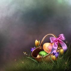 <3 Ostern <3 Easter Pictures, Holiday Pictures, Christmas Images, Christmas Art, Christmas Ornaments, Gifts For An Artist, Paint Background, Borders And Frames, Rose Art