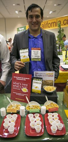 Qancha, crunchy, healthy, and a most addictive Peruvian snack that tastes like it's 10xs the calories! It is a crunchy corn kernel native to Peru that is air-popped.. Top it on a salad, soup, or grab your favorite Beer and enjoy the gluten-free yet guilt-free snack! http://www.nazqiz.com