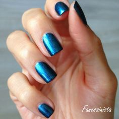 Fanessinista: (Blue Friday) OPI - Sea you in Hollywood
