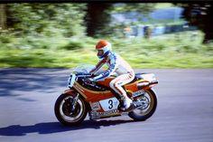 1978 Cadwell park, Wil Hartog