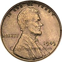 WORTH $70,000 1943 Copper Wheat Penny