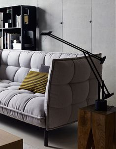 Sofa: HUSK-SOFA - Collection: B&B Italia - Design: Patricia Urquiola