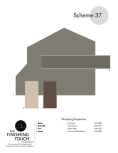 exterior paint color schemes farmhouse exterior paint color schemes scheme 37 note the window color with this scheme will be beige www 94 best images on pinterest exterior