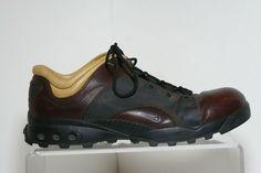 4f4147b797868 Nike ACG Trail Hiking VTG OG 2002 Men 14 Multi Brown Leather All Cond