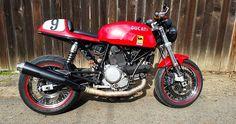 The Bullitt: For sale :: Ducati Sport Classic GT1000