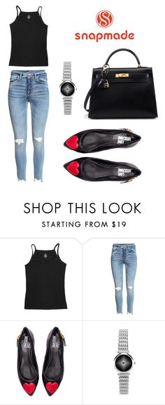 """""""6#snapmade"""" by comicdina ❤ liked on Polyvore featuring Love Moschino"""