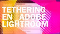 cómo conectar la cámara a la computadora para hacer tethering con Adobe Lightroom