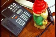 Poe the Gnome Prank Calling