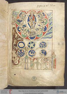 Cod. Sal. X,16: Cod. Sal. X,16 Hildegard von Bingen: Liber Scivias (Zwiefalten und Salem, Ende 12. Jh. und um 1220)