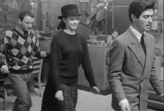 "Dance with Anna Karina - Nouvelle Vague's 'Dance With Me' and the classic scene from Jean-Luc Godard's 1964 ""Bande à Part"""