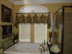 custom window treatments & Blinds Custom Window Treatments, Custom Windows, Shutters, Valance Curtains, Blinds, Home Decor, Sunroom Blinds, Sunroom Blinds, Homemade Home Decor