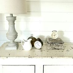 Clocks - Farmhouse Style  at home on SweetCreek