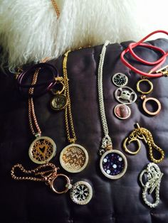 Look at this gorgeous collection owned by the lovely Rachael Glass! -xx-