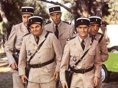 """Diapo Louis de Funès """"Le Gendarme et les extra-terrestres"""" (1979)."""