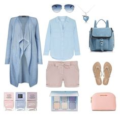 """daily look"" by martyna10146 on Polyvore featuring moda, Dorothy Perkins, Phase Eight, Equipment, M&Co, Botkier, Christian Dior, Nails Inc., Anastasia Beverly Hills i MICHAEL Michael Kors"