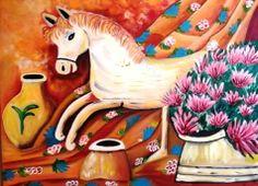 O meu cavalo de pau