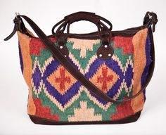 Sophia Weekender Carpet Bag by Stela9 at Souvenir