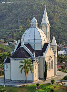 Igreja matriz de São Pedro de Alcântara - Florianópolis SC